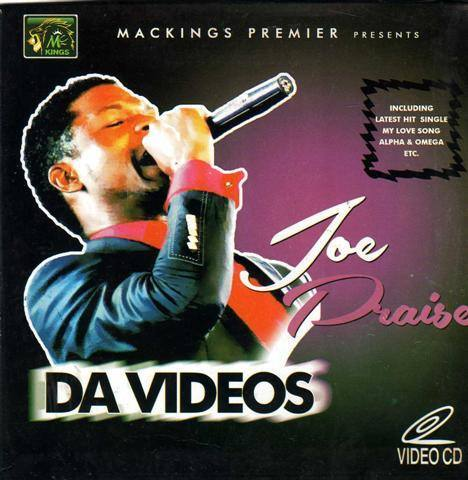 Joe Praize - Da Videos - Video CD