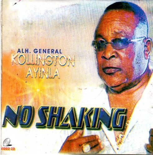 Kollington Ayinla - No Shaking - Video CD