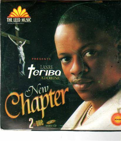 Lanre Teriba - New Chapter - Video CD