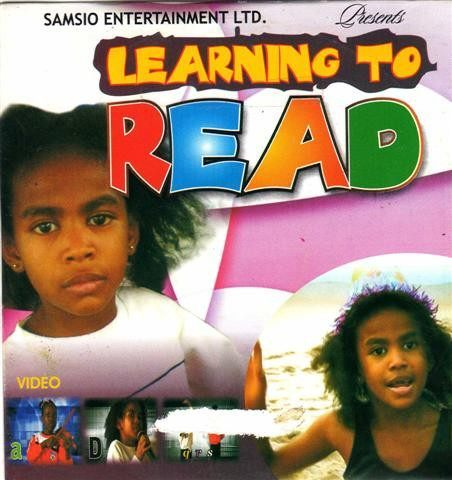 Learning To Read - Video CD