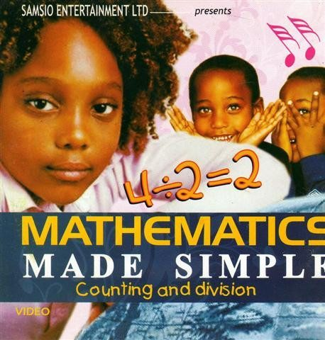 Mathematics Made Simple C and D - Video CD