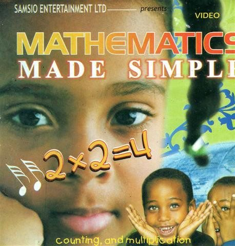 Mathematics Made Simple C M - Video CD