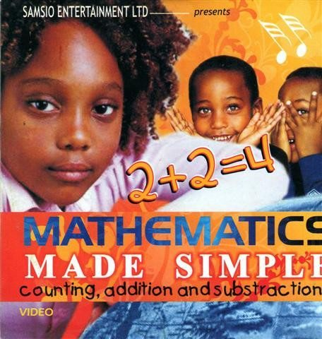 Mathematics Made Simple CAS - Video CD