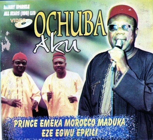 Morroco Maduka - Ochuba Aku - Video CD