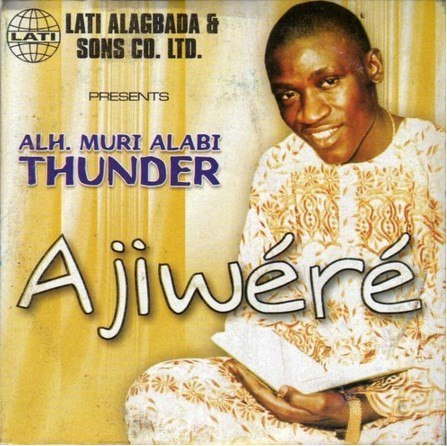 Muri Alabi Thunder - Ajiwere - Video CD