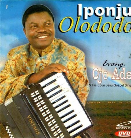 Ojo Ade - Iponju Olododo - Video CD