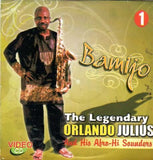 Orlando Julius - Bamijo Vol 1 - Video CD - African Music Buy