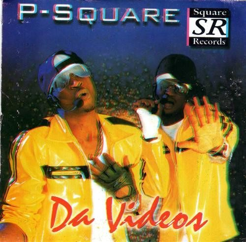 P Square - Da Videos - Video CD