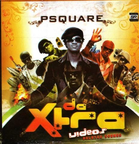 P Square - Da Xtra Videos - Video CD