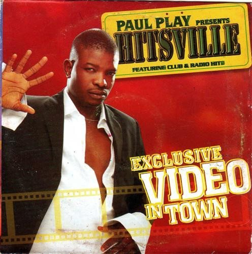 Video CD - Paul Dairo - Hitsville - Video CD