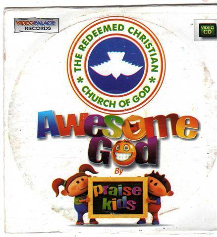 Praise Kids - Awesome God - Video CD