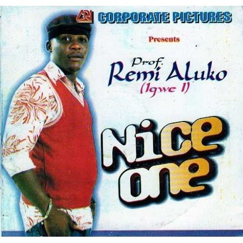 Remi Aluko - Nice One - Video CD