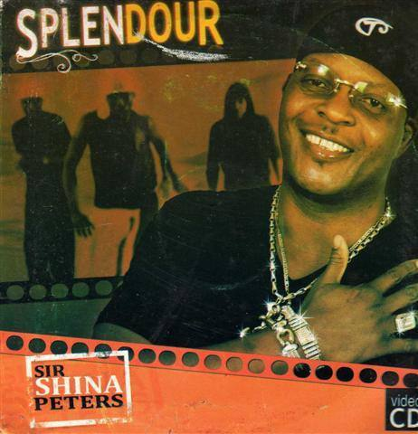 Shina Peters - Splendour - Video CD