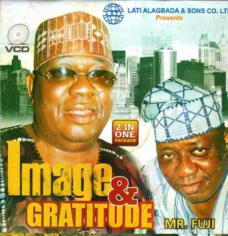 Sikiru Barrister - Image & Gratitude - Video CD