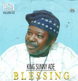 Video CD - Sunny Ade - Blessing - Video CD