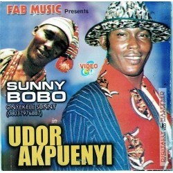 Video CD - Sunny Bobo - Udorakpuenyi - Video CD
