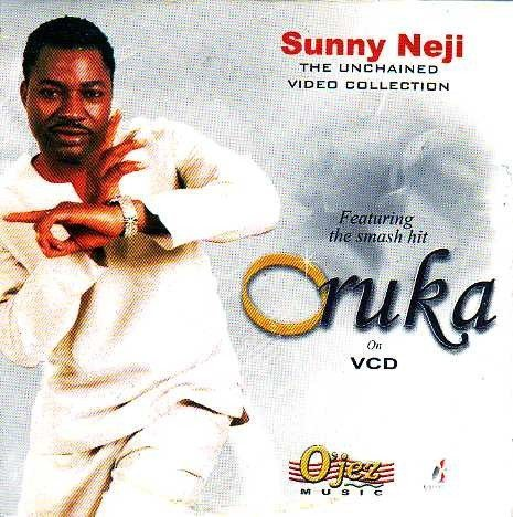 Video CD - Sunny Neji - Oruka - Video CD