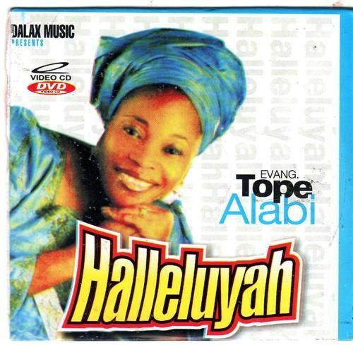 Tope Alabi - Halleluyah - Video CD