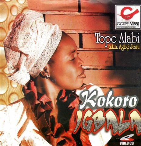 Tope Alabi - Kokoro Igbala - Video CD - African Music Buy
