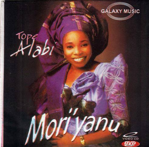 Tope Alabi - Mori Yanu - Video CD