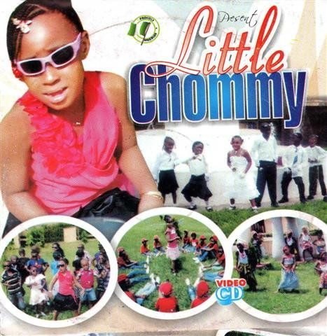 Ugotex Music - Little Chommy - Video CD