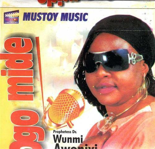 Wunmi Awoniyi - Ogo Mide - Video CD