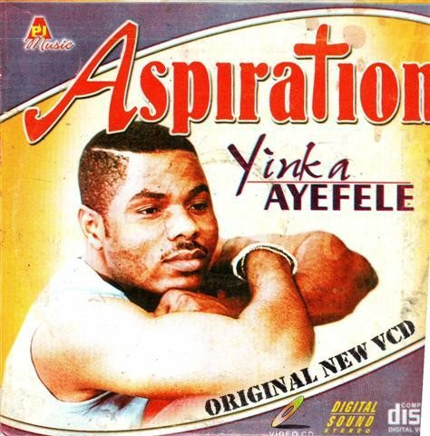 Video CD - Yinka Ayefele - Aspiration - Video CD