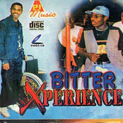 Video CD - Yinka Ayefele - Bitter Experience - Video CD