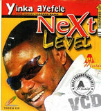 Video CD - Yinka Ayefele - Next Level - Video CD