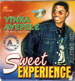 Video CD - Yinka Ayefele -Sweet Experience - CD