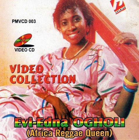 Evi Edna Ogholi - Video Collection - CD