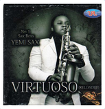 Yemi Sax - Virtuoso Reloaded - CD - African Music Buy