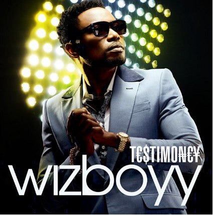 Wizboyy - Testimoney - Audio CD