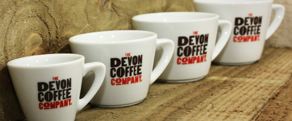 Devon Coffee Co cups