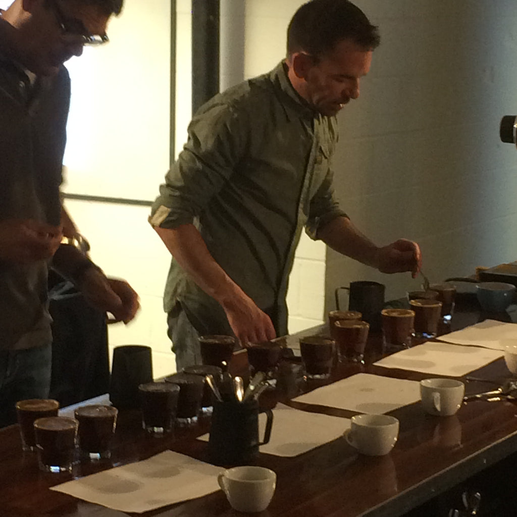 Scott Rao Cupping Analysis