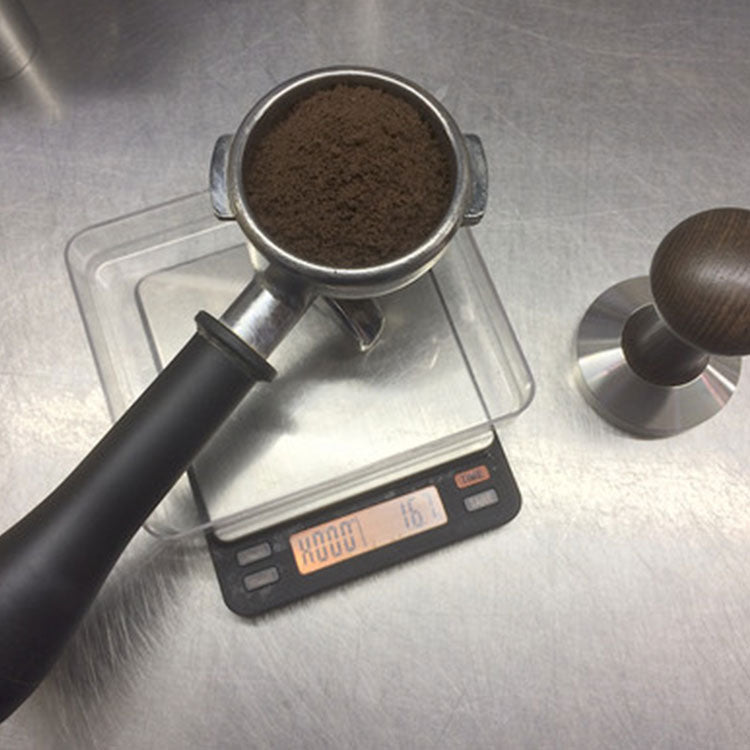The Espresso Recipe