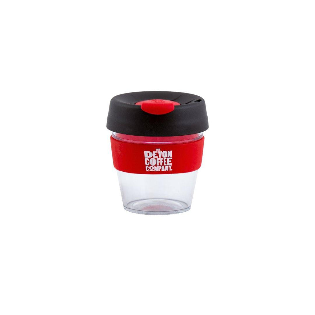 Branded KeepCups - Clear Edition 8oz (excl VAT)