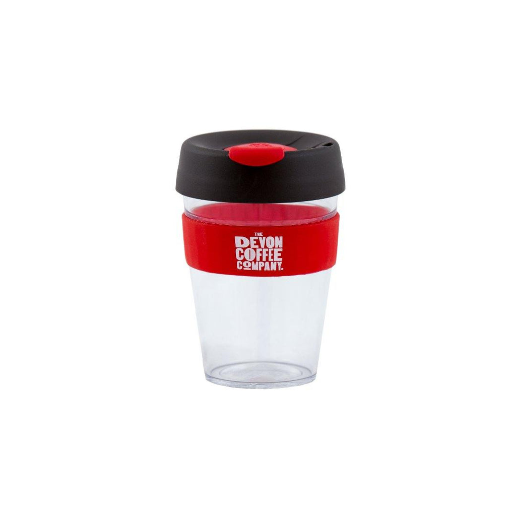 Branded KeepCups - Clear Edition 12oz (excl VAT)