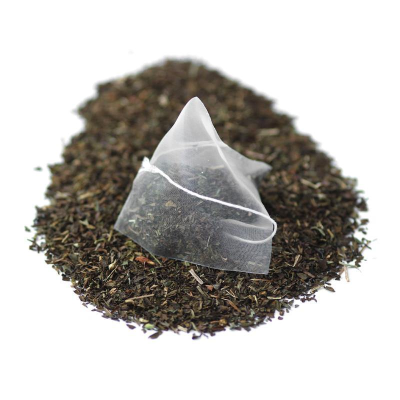 Peppermint Tea Leaves - The Devon Coffee Company Ltd
