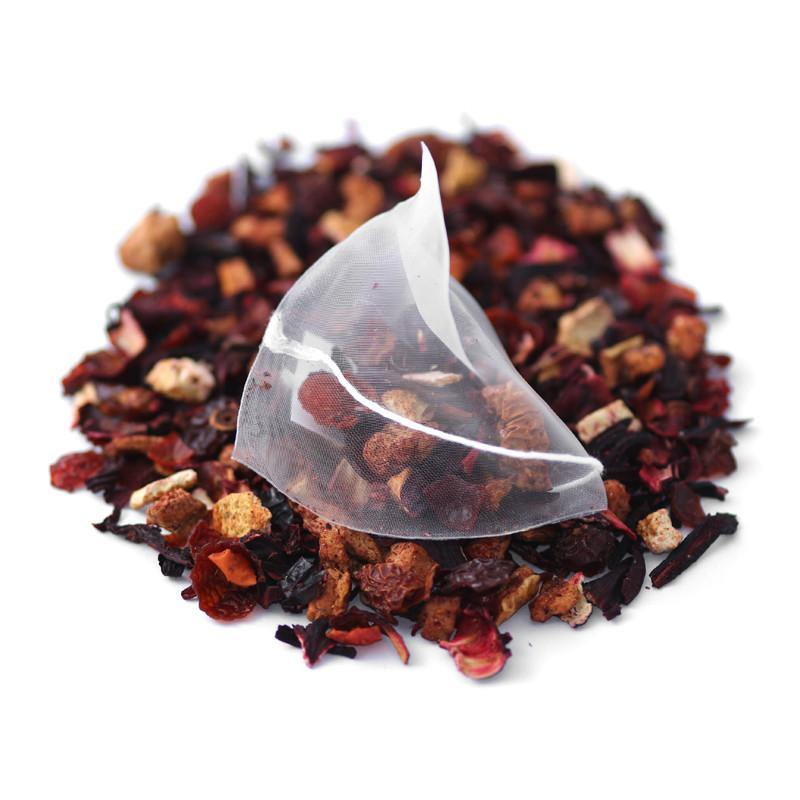 Red Berry Medley Tea Leaves - The Devon Coffee Company Ltd
