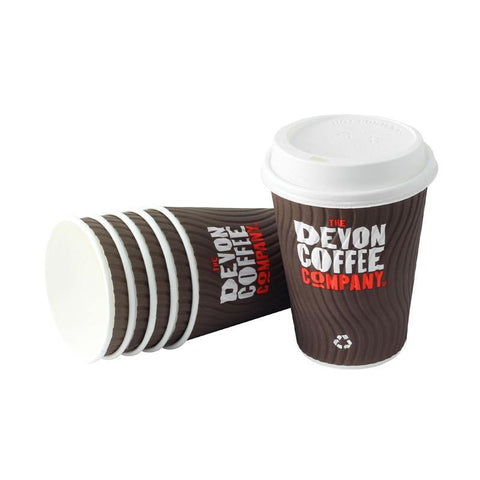 Takeaway Cups Devon Coffee Company