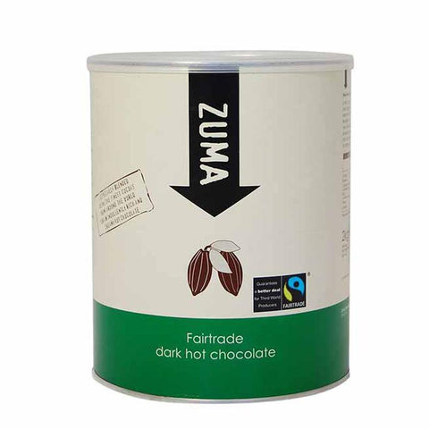 Zuma Fairtrade Chocolate Powder