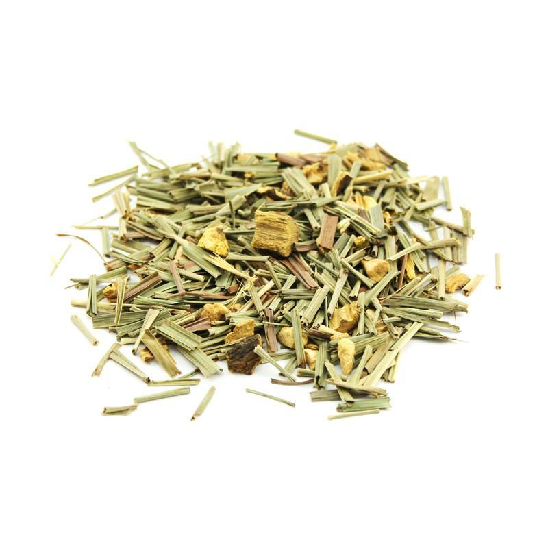 Lemongrass & Ginger Tea Loose