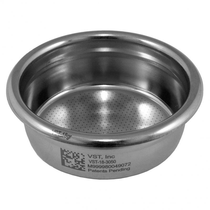 VST Precision Filter Basket Ridged 18 Gram