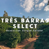 Três Barras Select - Brazilian - The Devon Coffee Company Ltd