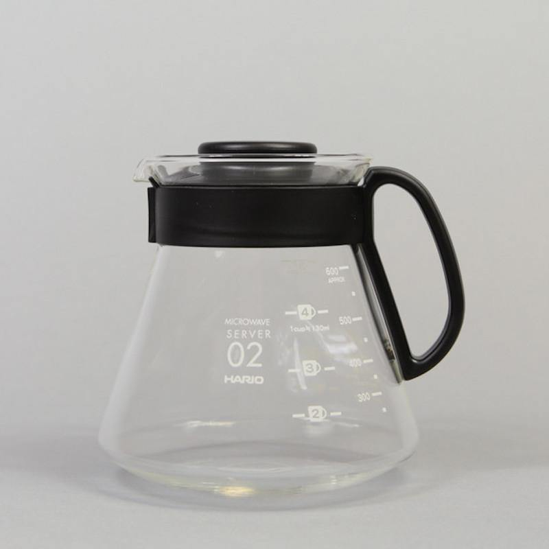 "Hario Range Server 600Ml ""V60"" - The Devon Coffee Company Ltd"