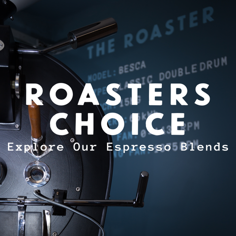Roasters Choice (Seasonal Espresso Blends) - Flexible Subscription