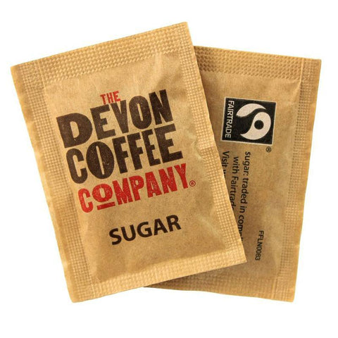 Brown Sugar Sachets Devon Coffee Company