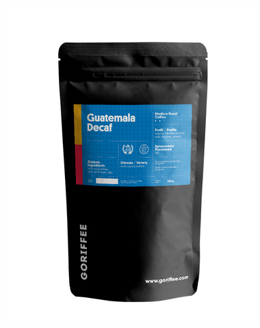 Guatemala Decaf MC