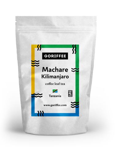 Tanzania Machare coffee leafs
